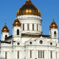 Christ the Savior, Moscow