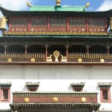 Gandan Monastery, Ulan Bator