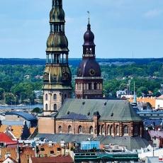 Riga Old Town, Riga, Latvia