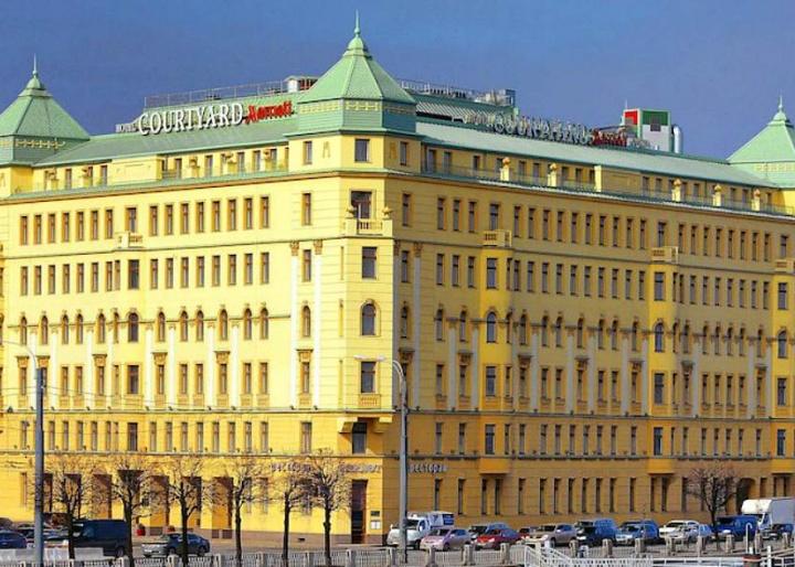 Marriott Courtyard Vasilievsky, St. Petersburg