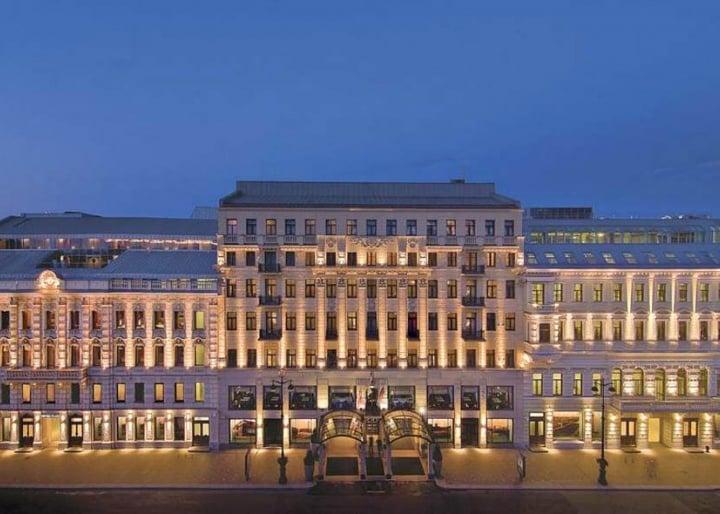 Corinthia Hotel, St Petersburg