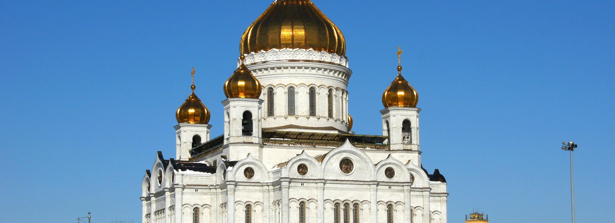 Christ the Savior, Moscow