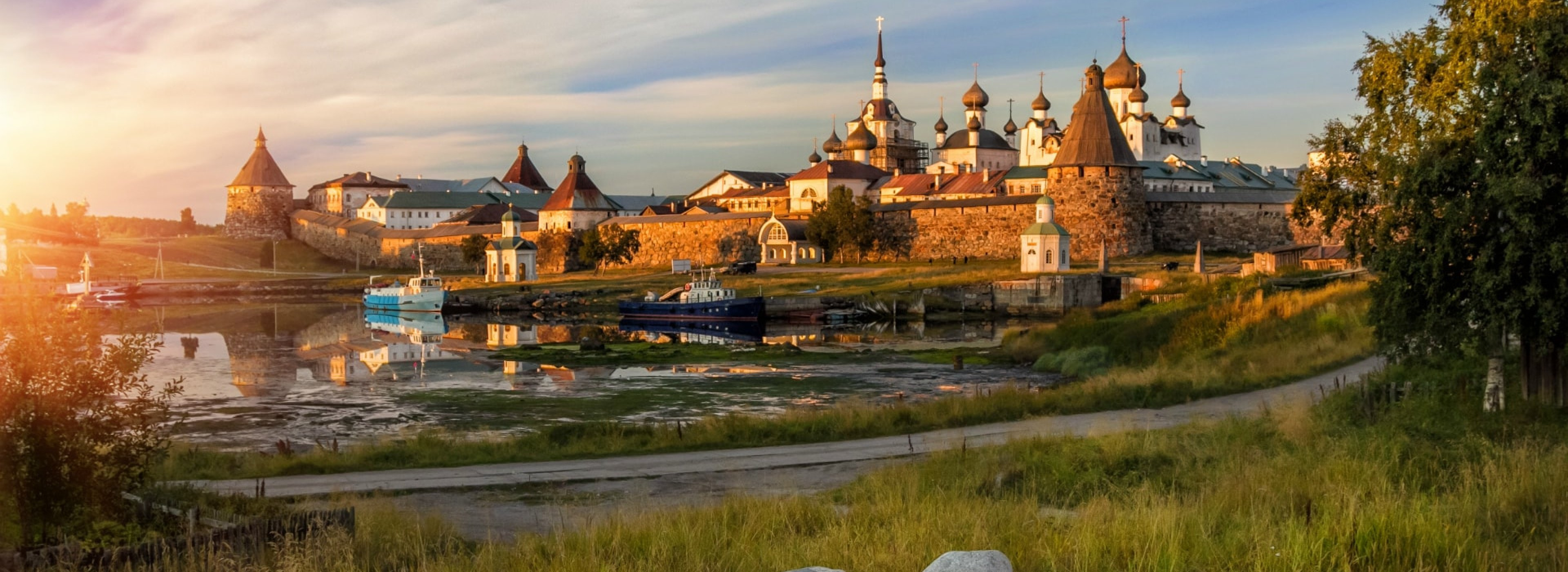 The Solovetsky Islands