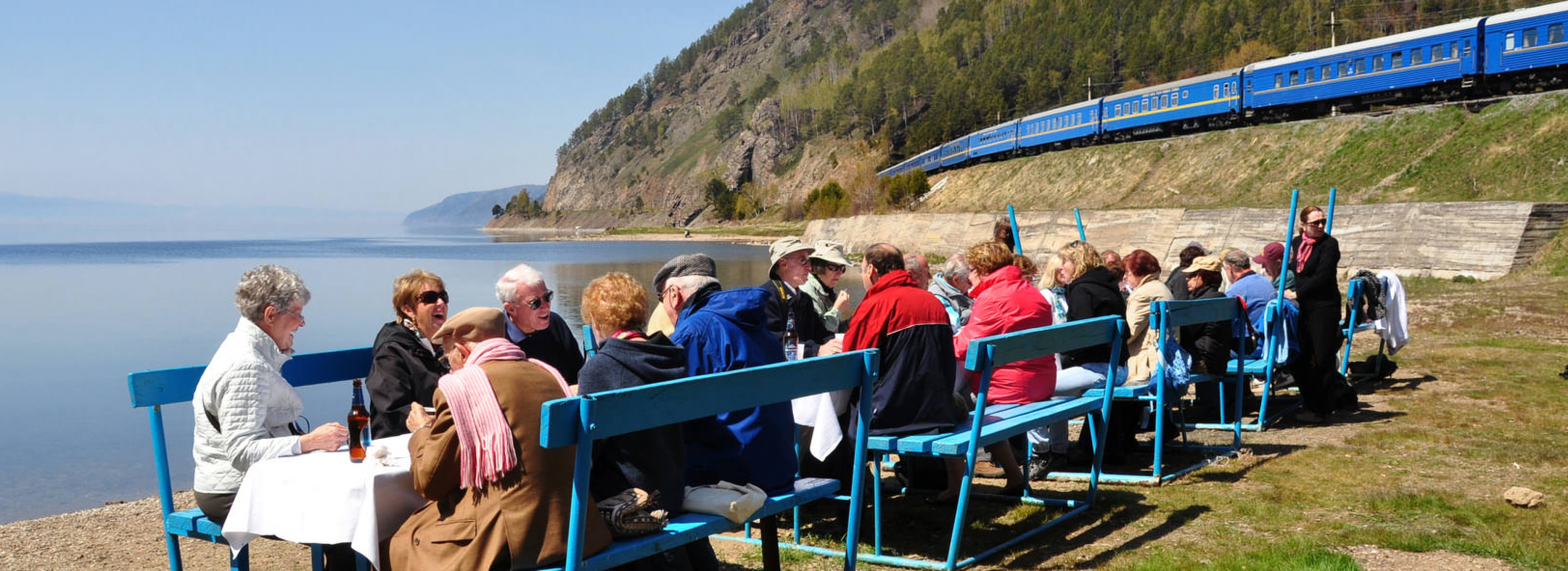 Golden Eagle Train Tour