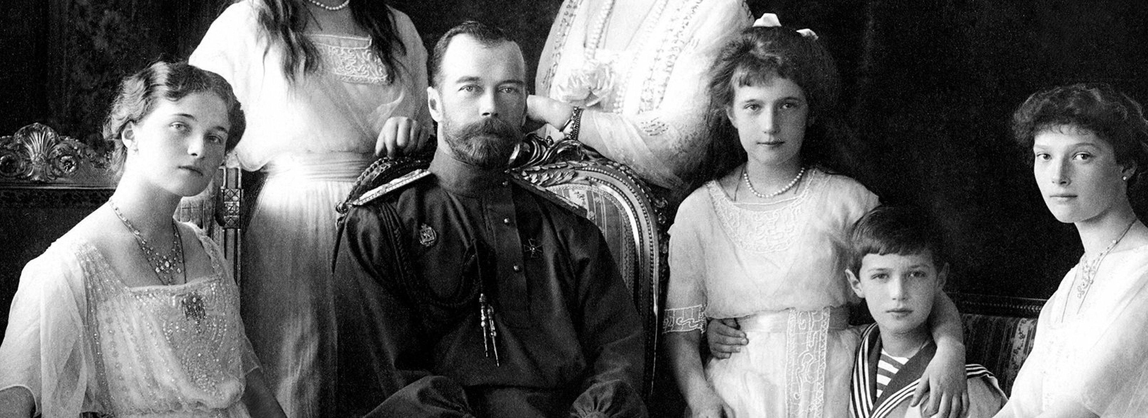 The Romanovs Imperial Family