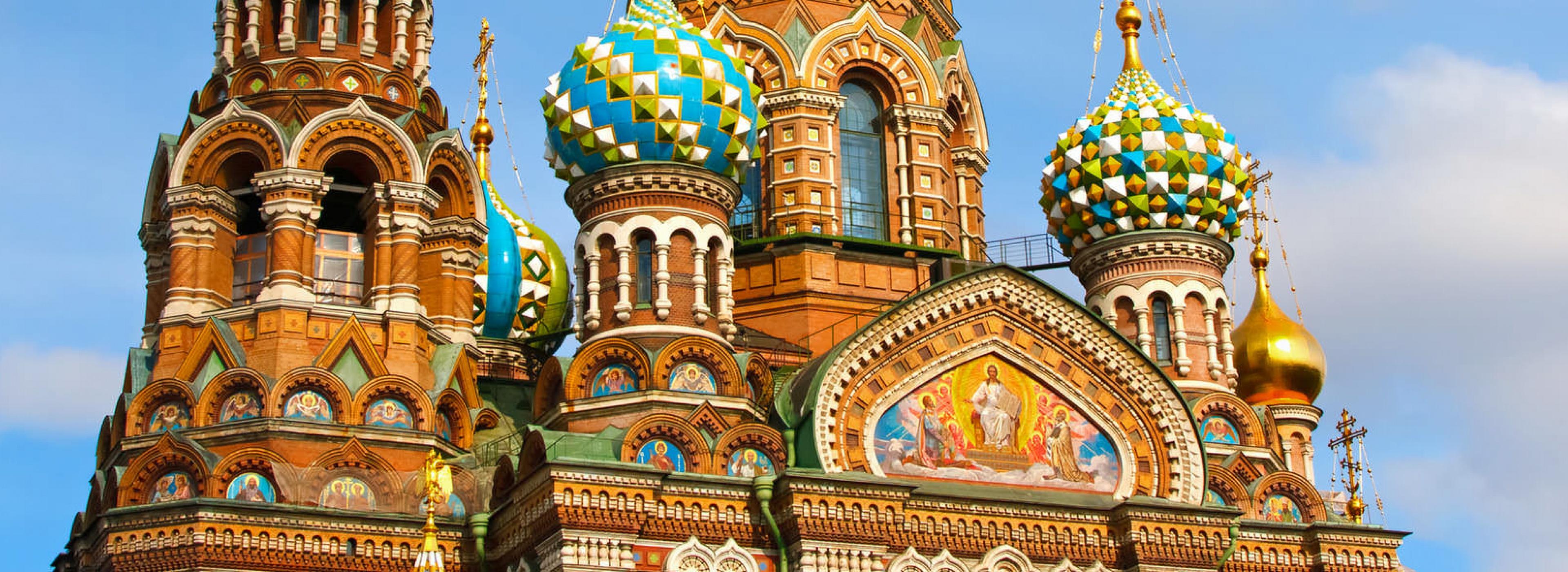 St Petersburg Tour