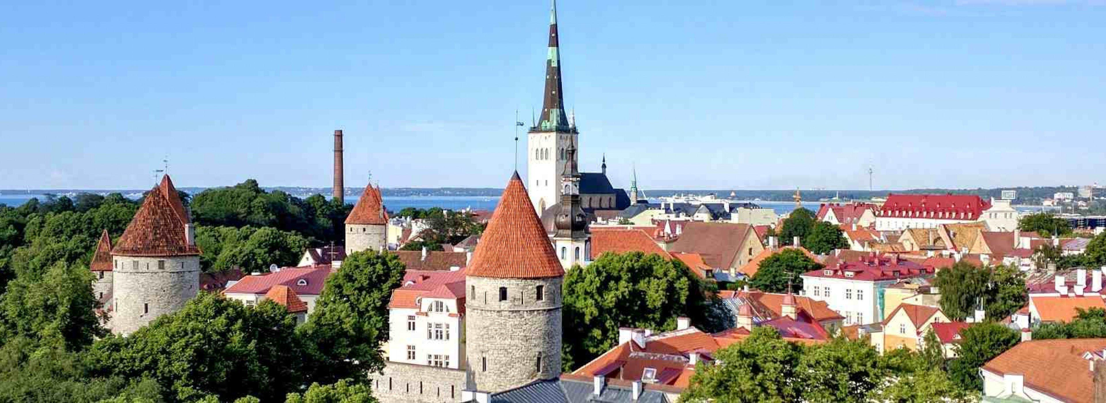 Three Baltic Capitals
