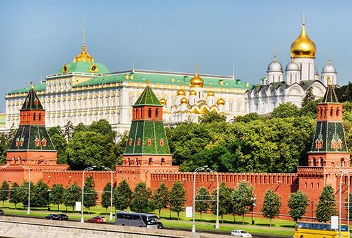 Treasures of Two Russian Capitals (4-star)