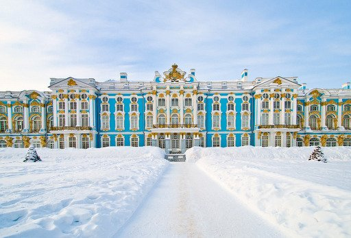 Winter Treasures of Two Capitals