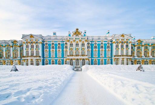 Winter Treasures of Two Capitals